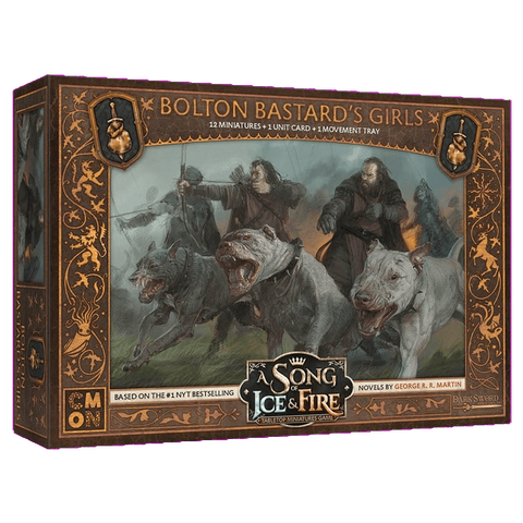 A Song of Ice & Fire Bolton Bastard's Girls