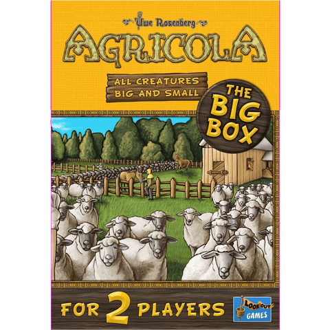 Agricola: All Creatures Big and Small (The Big Box)