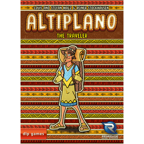 Altiplano: The Traveler Expansion