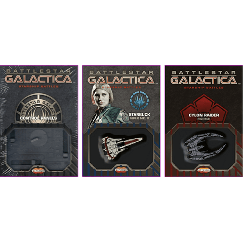 Battlestar Galactica: Starship Battles Expansion Pack 1