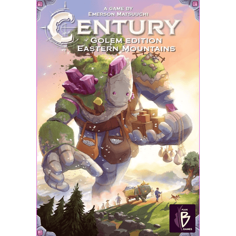 Century: Golem Edition Eastern Mountains