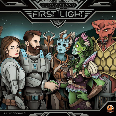 Circadians: First Light
