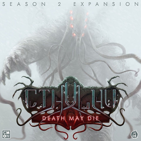 Cthulhu: Death May Die Season 2 Expansion