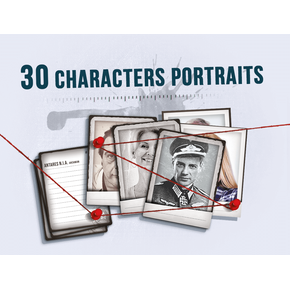 Detective: A Modern Crime Game - Character Portraits Expansion