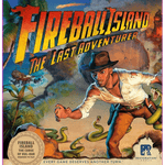Fireball Island: The Last Adventurer Expansion