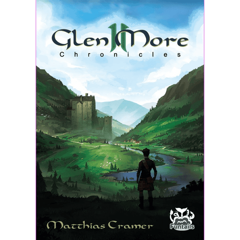 Glen More II: Chronicles EN / DE with What Lurks Beneath & Promo packs