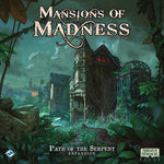 Mansions of Madness: Second Edition: Path of the Serpent Expansion
