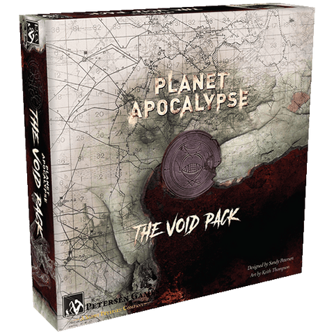 Planet Apocalypse: The Void Pack Expansion