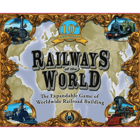Railways of the World (10th Anniversary Edition)