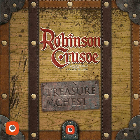 Robinson Crusoe: Adventures on the Cursed Island: Treasure Chest