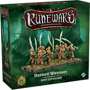 RuneWars Darnati Warriors Unit Expansion