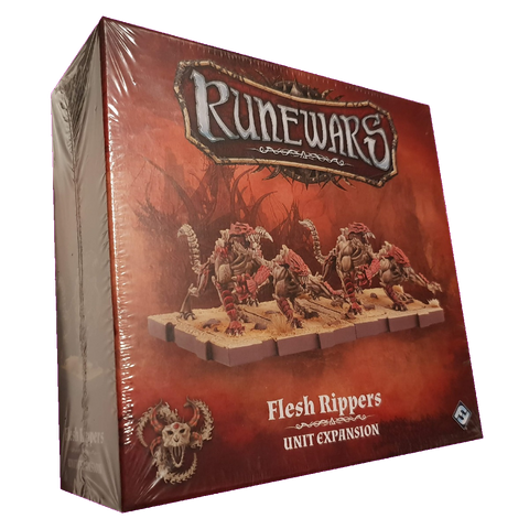 RuneWars Flesh Rippers Expansion