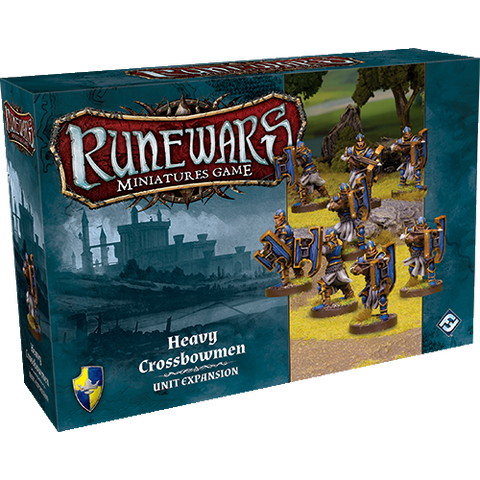 RuneWars Heavy Crossbowmen Unit Expansion