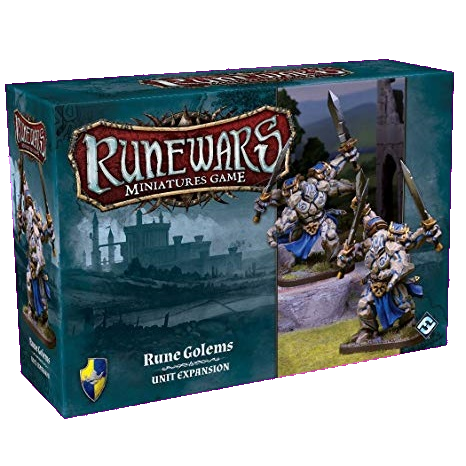 RuneWars Rune Golems Unit Expansion