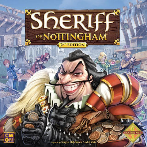 Sheriff of Nottingham (Second Edition)