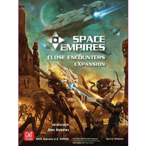 Space Empires: Close Encounters (Second Printing)