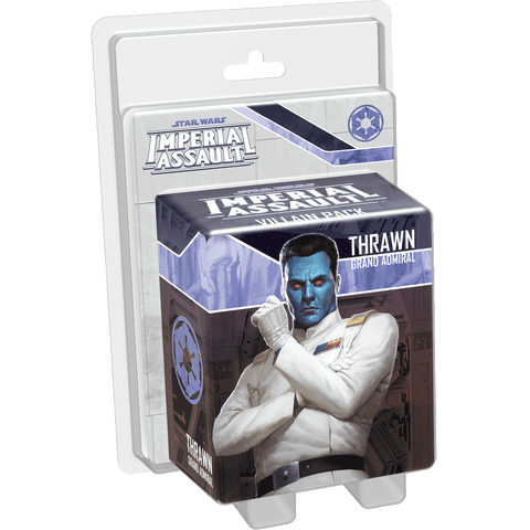 Star Wars: Imperial Assault Thrawn Villain Pack