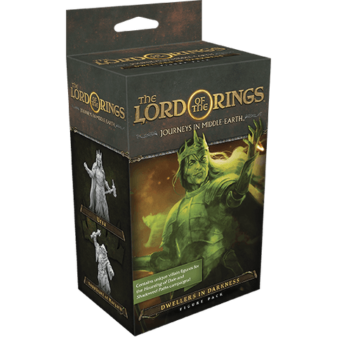 The Lord of the Rings Journeys in Middle-Earth Dwellers in Darkness Figure Pack