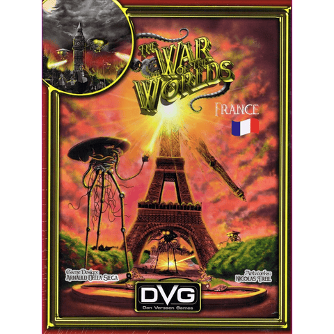 The War of the Worlds: France