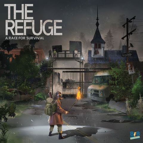 The Refuge: A Race for Survival