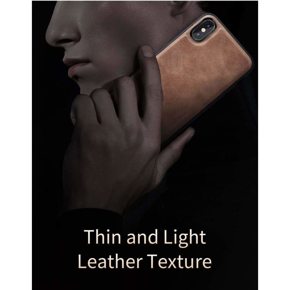 Best Luxury Leather Cushion Light Weight Airbag Shockproof Extra Prote - AshleySale