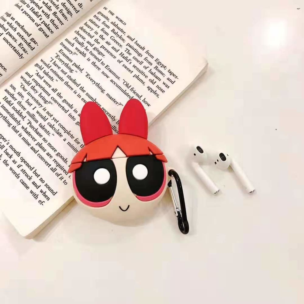 Best Luxury Style Flying Policewoman Case For Apple Airpods Pro - AshleySale
