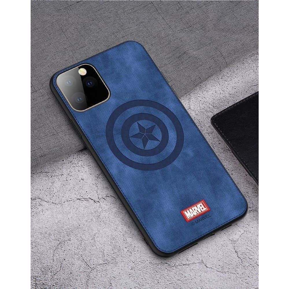 Best Luxury Style Marvel Silica Gel Designer iPhone Case For Iphone 11 Pro Max - AshleySale