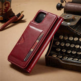 Best Luxury Style Multi-card Slot Wallet Leather Designer iPhone Case For Iphone 11 Pro Max - AshleySale