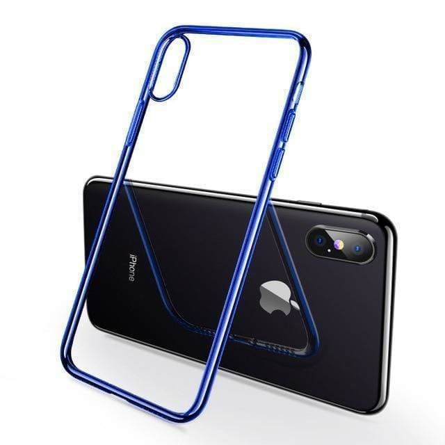 Best Transparent Clear Soft TPU Silicone Ultra Thin Slim iPhone Case F - AshleySale