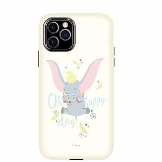 DISNEY STYLE DUMBO SILICONE DESIGNER IPHONE CASE FOR IPHONE
