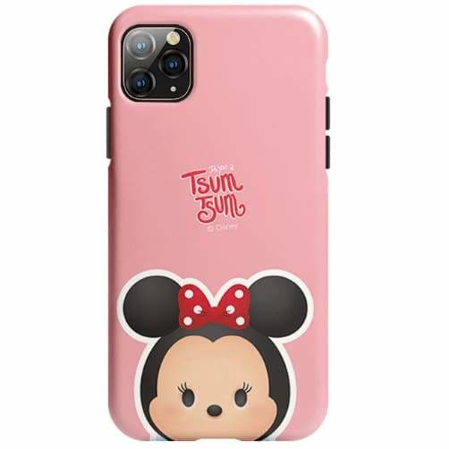 DISNEY STYLE MICKEY MINNIE MOUSE SILICONE DESIGNER IPHONE