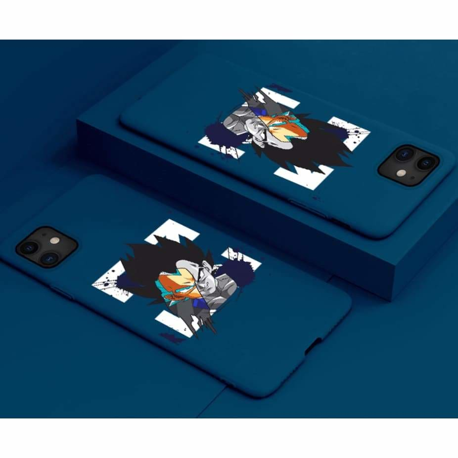 DRAGON BALL STYLE SILICONE DESIGNER IPHONE CASE FOR IPHONE