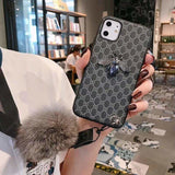 Fashion Gucci Style Gem Soft Glue Designer iPhone Case For Iphone 11 Pro Max X XS XS   MAX XR 7 8 Plus - AshleySale