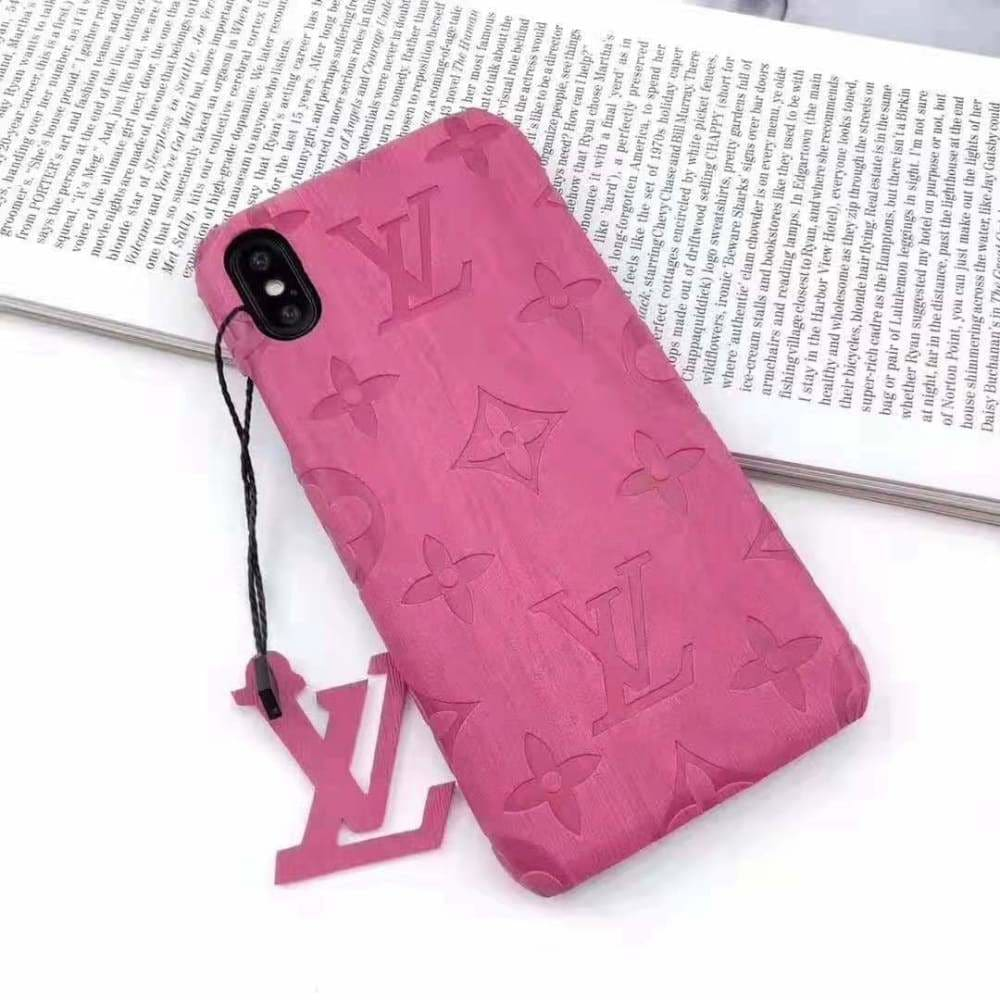LOUIS VUITTON STYLE WOODEN DESIGNER IPHONE CASE FOR IPHONE