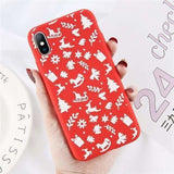 LOVEBAY CHRISTMAS PHONE CASES FOR IPHONE 12 PRO MAX MINI ELK