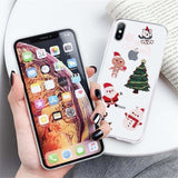 MERRY CHRISTMAS PHONE CASE FOR IPHONE 12 PRO MAX MINI