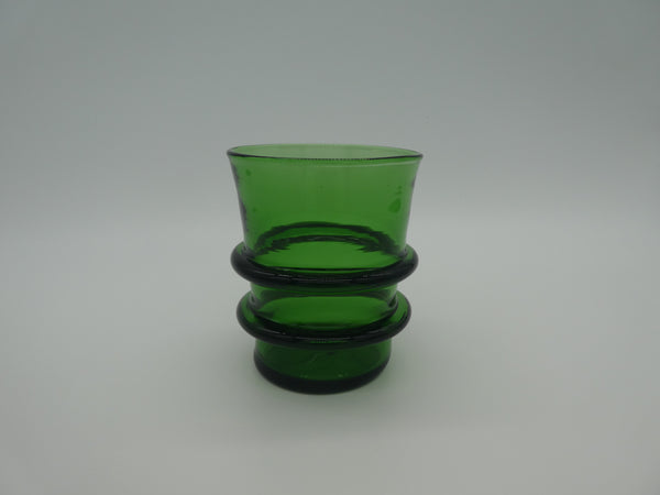 Emerald Green Lebowski Glass