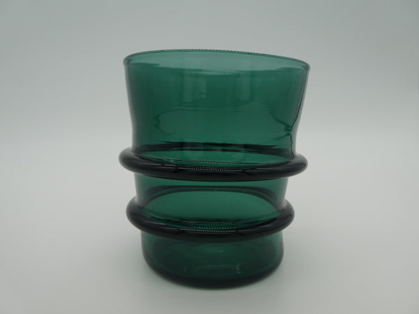 Lake green Lebowski Glass