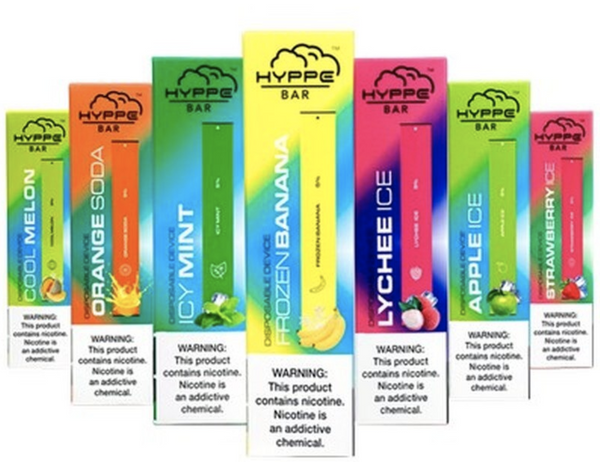 HYPPE BAR (10 Pack)