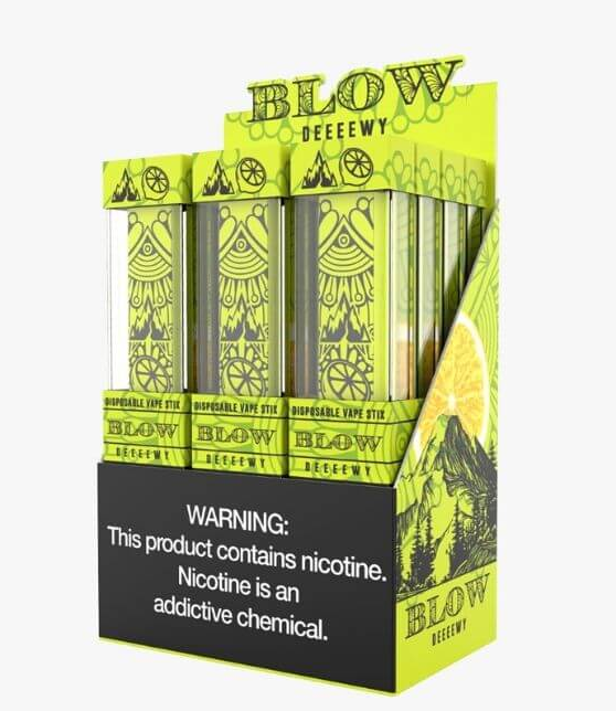 BLOW Pack (12 Pack)