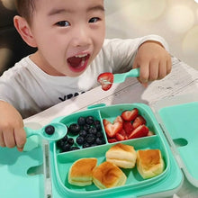 Load image into Gallery viewer, Yaytray® Deluxe | The World's First All-In-One Kids Eating Tray!