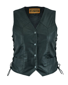 DS209 Women's Traditional Light Weight Vest