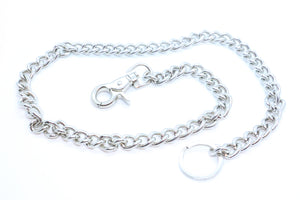 "WC003 34"" Wallet Chain Chrome"