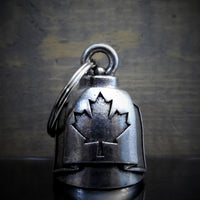BB-50 Canadian Flag Bell