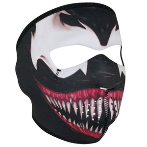 WNFM093 ZAN® Full Mask- Neoprene- Toxic