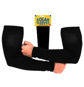 SOLSL6 Solar Sleeve Black