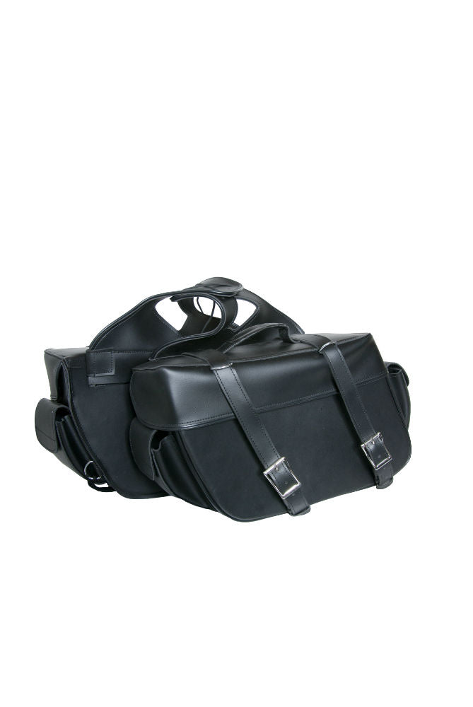 DS321 Two Strap Saddle Bag