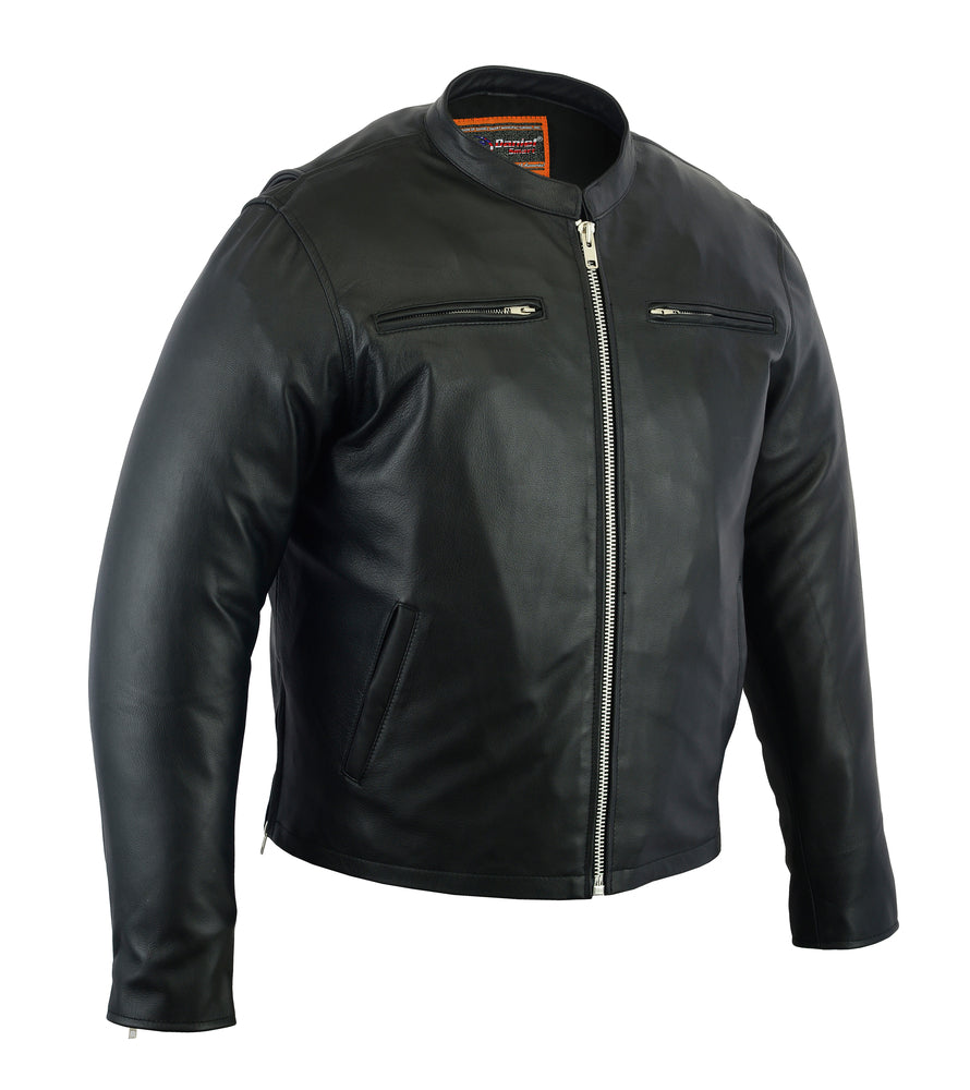 DS714   Men's Sporty Cruiser Jacket