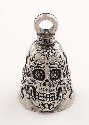 GB Sugar Skull Guardian Bell® Sugar Skull