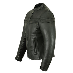 DS801 Women's Sporty Scooter Jacket